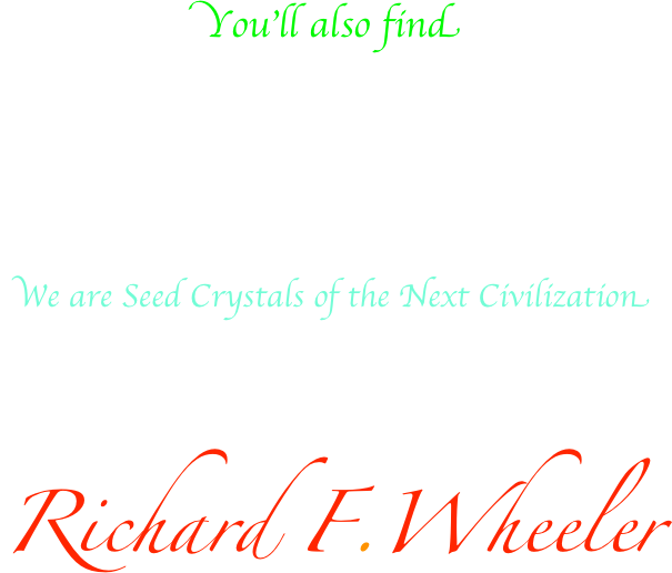 You'll also find